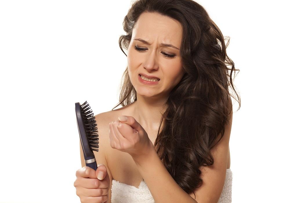 бланк стресс выпадение волос как остановить хорошо, значит хорошо