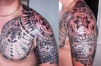 Татуировка как украшение тела