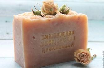 Хороший подарок — это натуральное мыло