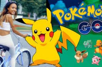 PokemonGo игра в которую играет вся Украина